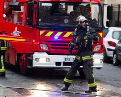 Во Франции прогремел взрыв, есть пострадавшие (фото)