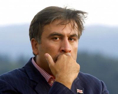 Саакашвили заявил о распаде Украины (видео конечно на русском языке)
