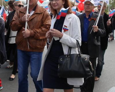 Олесия Романова с единомышленниками провела акцию «Рад помочь!» (фото)