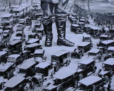 Дурной пример заразителен: Скоро севастопольские троллейбусы начнут обгонять по встречной и парковаться на тротуарах? (фото)