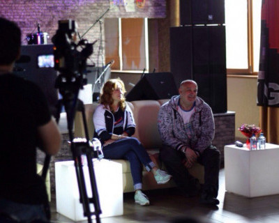 Севастопольцы встретились со звёздами кино и задали им «неудобные» вопросы (фото)