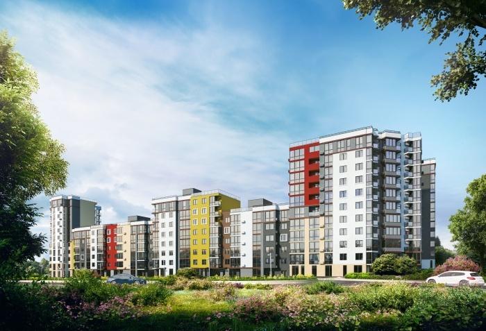 Картинки по запросу комфортабельный жилой микрорайон