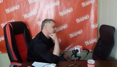 Самое необычное интервью Алексея Чалого.... или молчание - знак согласия (цель встречи – развеять слухи)