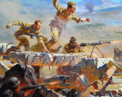 7 мая 1944 года – штурм Сапун-горы, рассказ очевидца (видео)