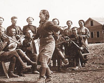 «Песни Победы» будут завтра петь на привале перед Гагаринским муниципалитетом