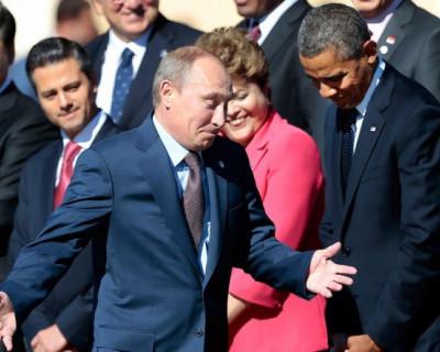 Путин оказался на шестом месте среди любимчиков