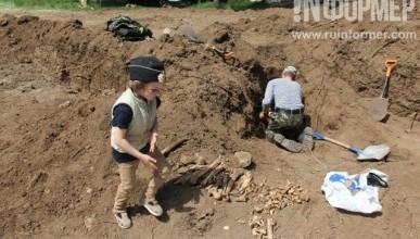 Севастопольская дача «на костях» (фото, видео)