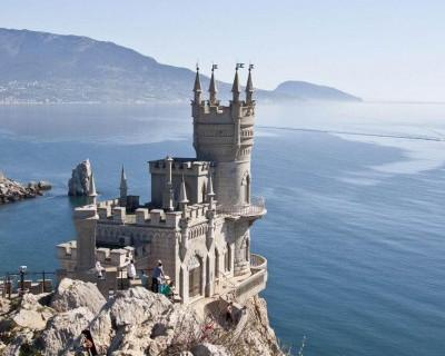 Из тысячи вариантов туристы выбрали Крым и Севастополь