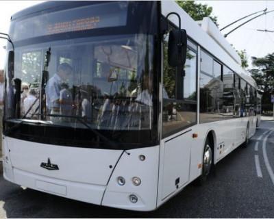 С дорог Севастополя могут исчезнуть троллейбусы?