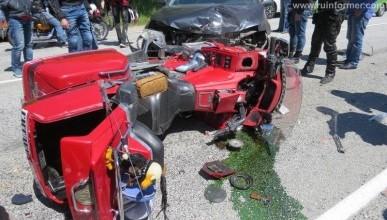 ДТП на трассе Севастополь - Симферополь: «Если бы это был кто-то другой, пострадавших могли быть десятки» (фото)