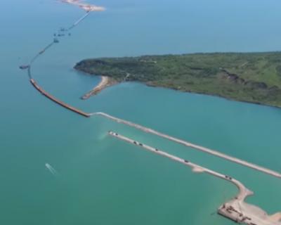 Керченский мост: мощь, гордость и достояние России (новое видео строительства)