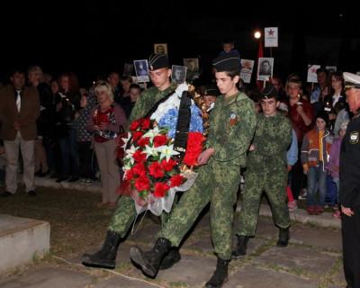 В Орловке восстановят имена более тысячи воинов (фото)
