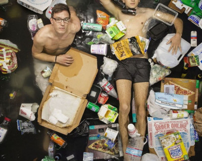 Бросил мусор в лесу - пять лет не будет хорошего секса (фото)