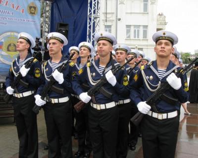 Гребно-парусная регата на призы начальника ЧВВМУ (фото)