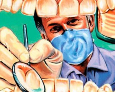 Сложили зубы на полочку и лезли на стену от боли! Стоматологи Крыма отдыхали