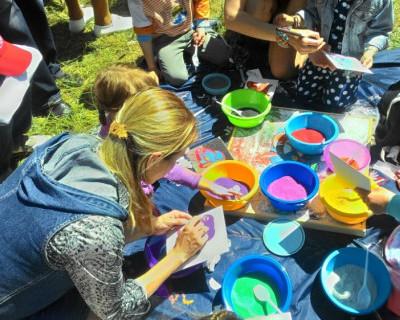 Севастопольцы смогли организовать яркий праздник, а Департаменту культуры слабо? (фото)