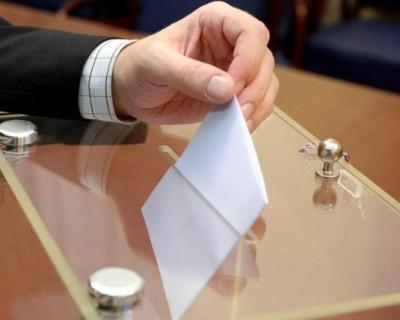Спикер Госдумы выразил отношение к предварительному голосованию «Единой России» и опустил бюллетень в урну