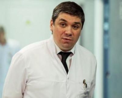 Что ревностно хранит от лишних ушей директор Департамента здравоохранения Севастополя?