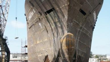 Севастопольскому Морскому заводу поможет «Звёздочка» (фото, видео)