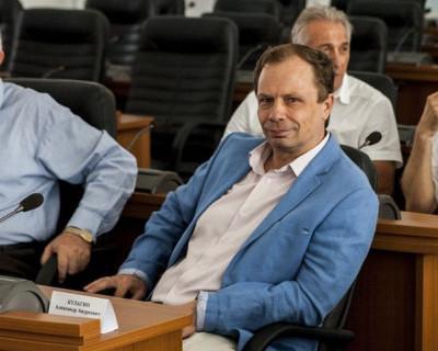 А. А. Кулагин ответил за всех представителей Законодательного Собрания Севастополя