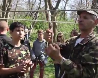 Севастопольские дети готовы «выживать» в любых условиях