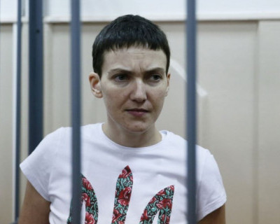 Савченко под впечатлением от цен в Киеве и направилась в секонд-хэнд за тряпицами