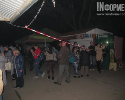 Ночной Армагеддон в Севастополе