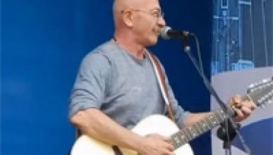 Концерт на пл.Нахимова Севастополь 13 июня 2014г