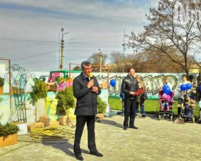 В сказочном севастопольском «Лукоморье» рождается новая городская традиция