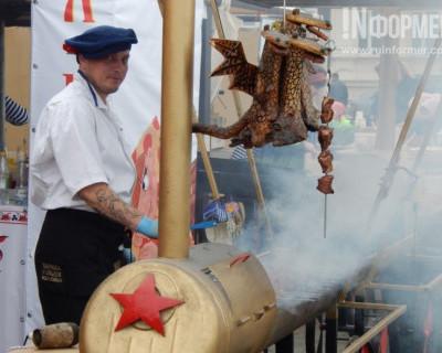 На главной площади Севастополя сожгут «резиновую Зину»