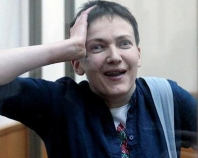 Порошенко нашел способ избавиться от Савченко — выслать обратно в Россию