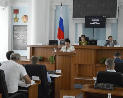 В Заксобрании Севастополя занимаются преступной деятельностью?