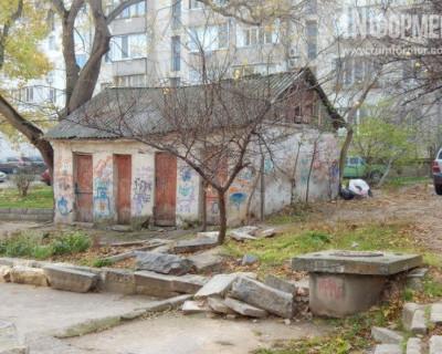 Севастопольские дворы лишают сновидений