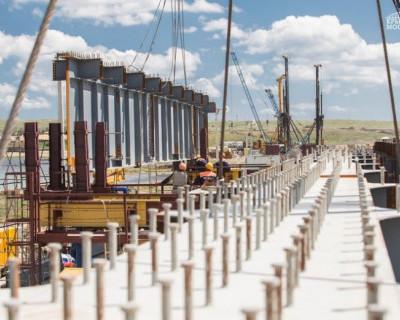 Керченский мост растёт как на дрожжах – появилось что-то новенькое (фото)