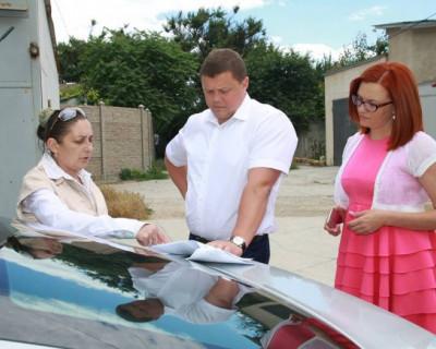 В Крыму гараж стал поводом для разбирательств (фото)
