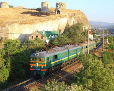 Крымская железная дорога снизила стоимость проезда на популярные направления