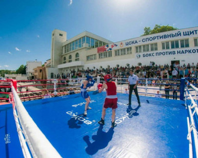 В Севастополе назвали лучших боксёров 97 поединков (фото)