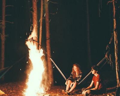 Нерадивые туристы чуть не спалили крымский лес