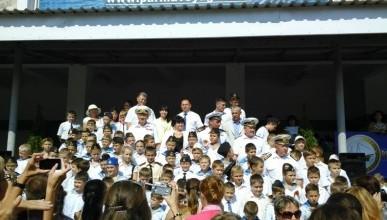 Севастопольской детской морской флотилии не хватает учебных судов