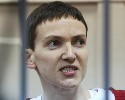 Крепкий сон Савченко на заседании НБО прервал стакан воды (видео)