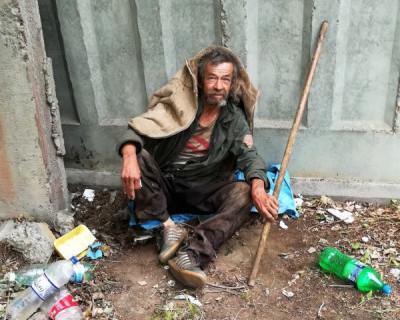 Как севастополец превратился из бомжа в приличного человека