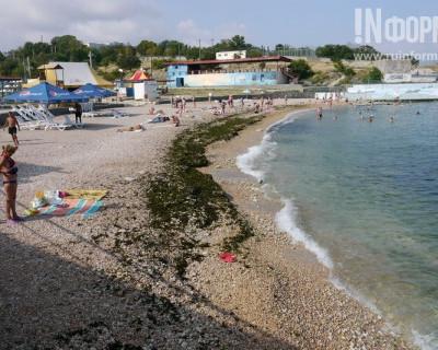 Ужасы севастопольского пляжа – отдых в противогазе без надежды на помощь (фото)
