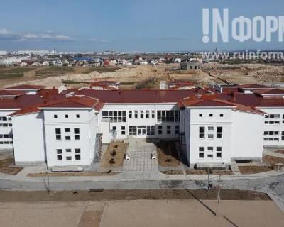 Долгожданный детский сад в Бухте Казачья в Севастополе перепрофилировали в общагу для строителей?