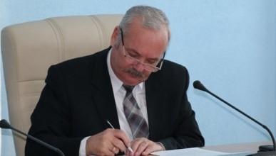 Заместитель губернатора Севастополя Евгений Дубовик написал заявление