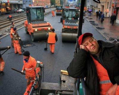 В Крыму подрядчики будут делать «селфи» на фоне отремонтированных дорог