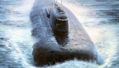В Севастополь прибыла подводная лодка - специально на праздник