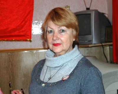 Анне Фёдоровне Цысарь исполнилось 70 лет!