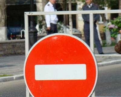 До середины сентября по этой улице Севастополя будет ограничено движение автомобилей