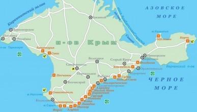 Крымские памятники должны принадлежать Крыму