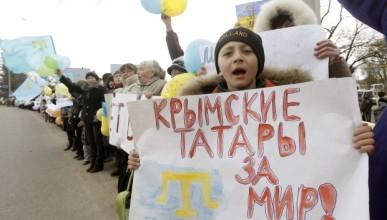 Турция собирается помогать Украине в деле защиты крымских татар. От кого?